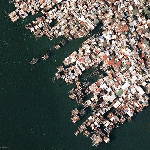 Sửng sốt với hình ảnh trái đất biến đổi chụp từ Google Earth 6