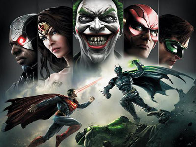 Injustice: Gods Among Us appstorevn